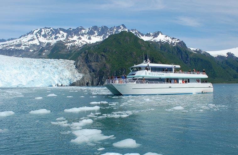 Tours Cruises Of Kenai Fjords National Park Kenai Fjords Tours