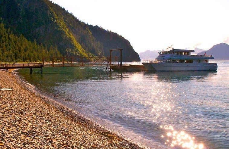 Fox Island Alaska Map.Tours Cruises Of Kenai Fjords National Park Kenai Fjords Tours