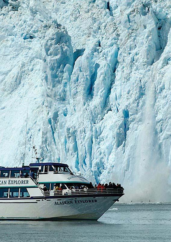 Kenai Fjords National Park Tour Cruise Kenai Fjords Tours