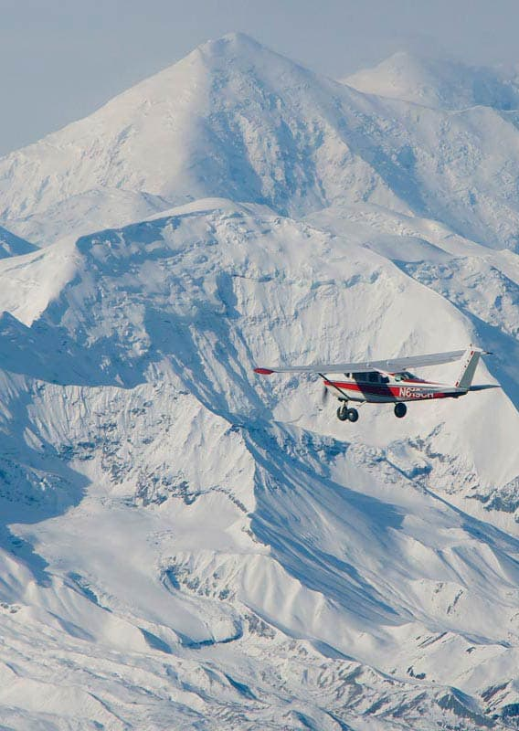 Soar above Arctic Alaska