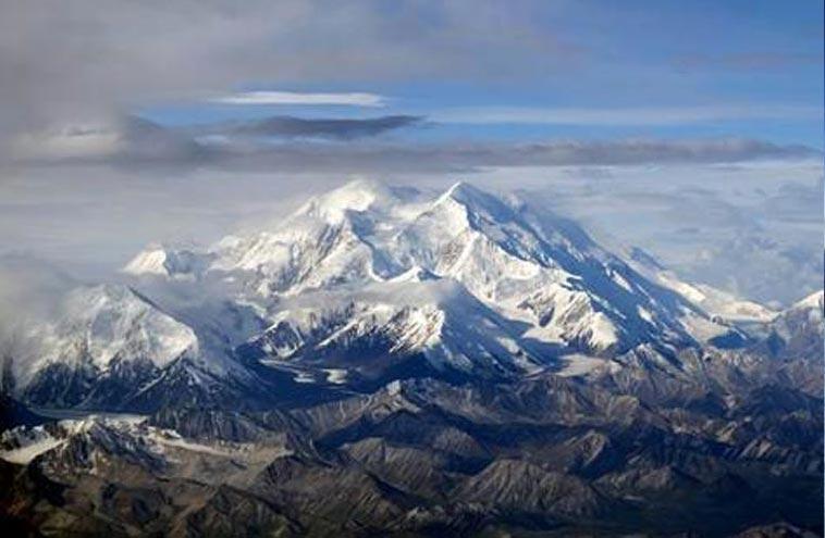 Denali National Park Flightseeing Tours Denali Peak