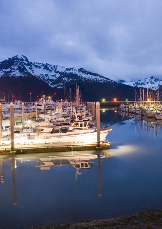 The Seward Harbor
