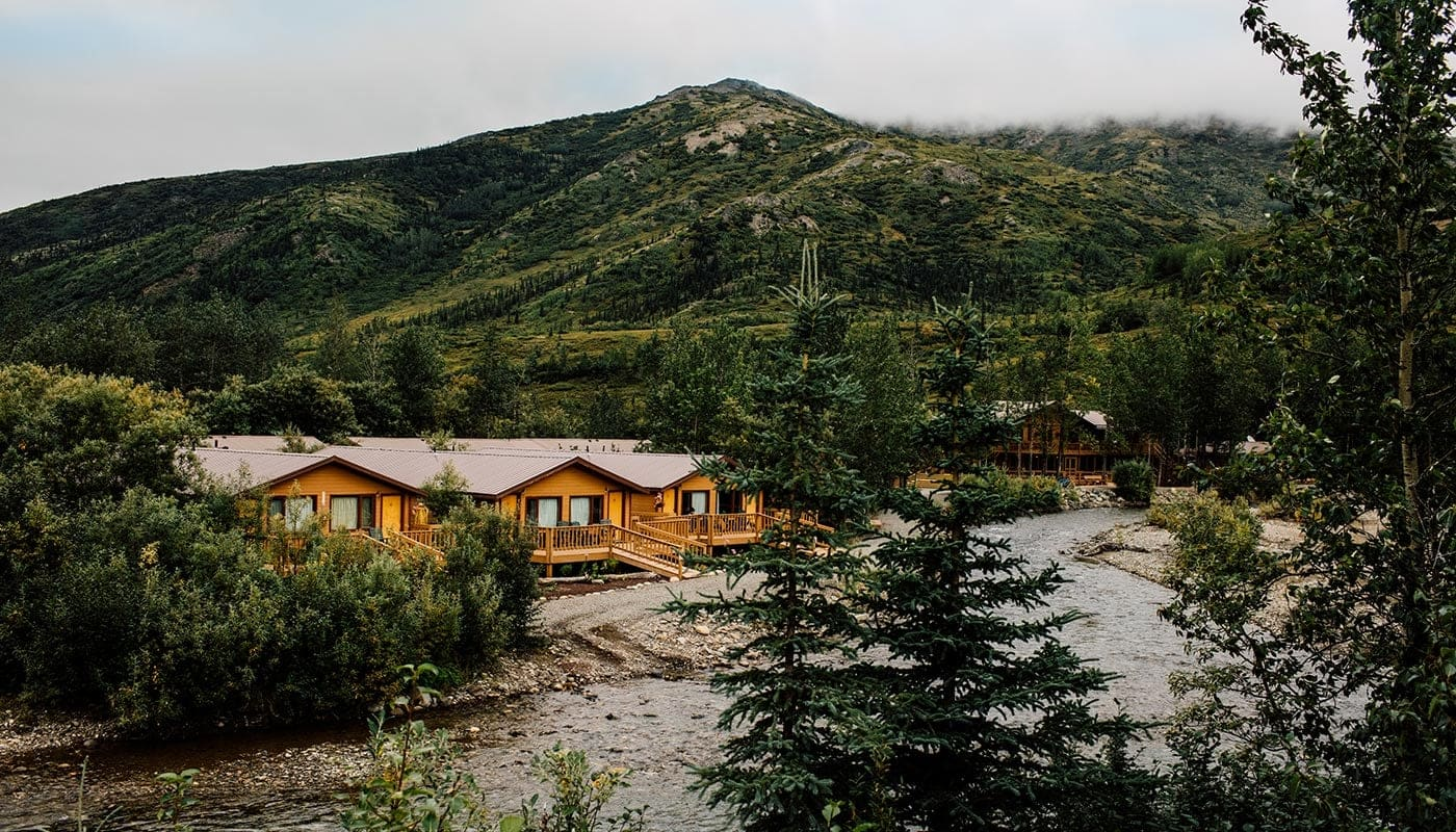Denali Backcountry Lodge: True Wilderness Lodge Deep in the Park on