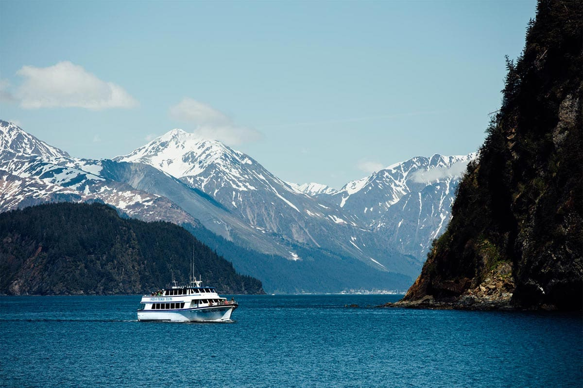 Kenai Fjords Wilderness Lodge A Secluded Fox Island Getaway