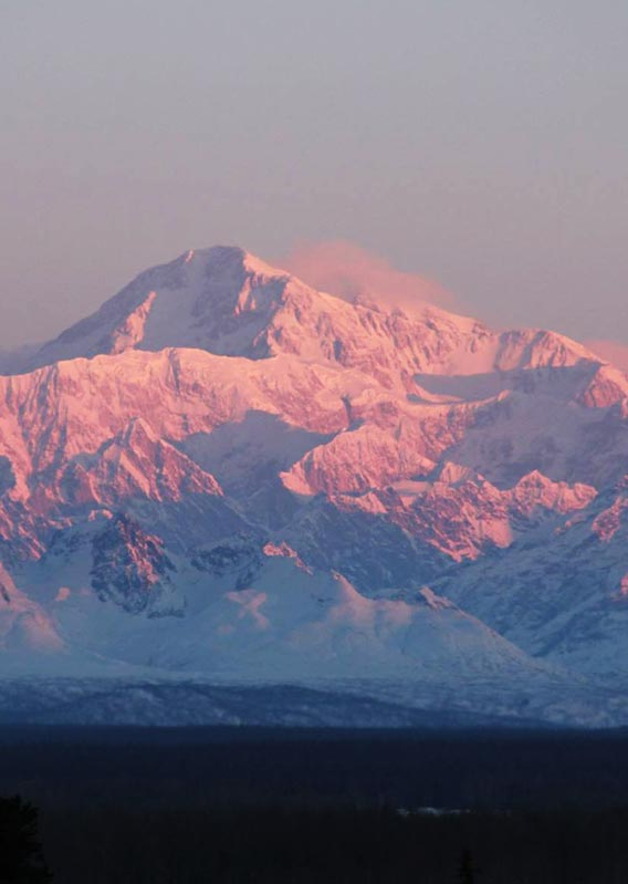 View of Denali