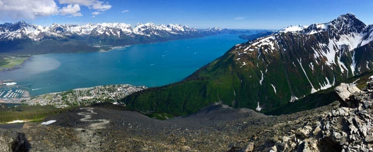 Hiking The Mount Marathon Trail: Famous Hike High Above