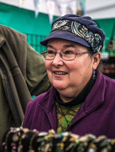 Faces of Talkeetna: Mary-Ann Wick
