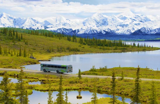 Alaska Escorted Group Tours | Travel With a Group During ...