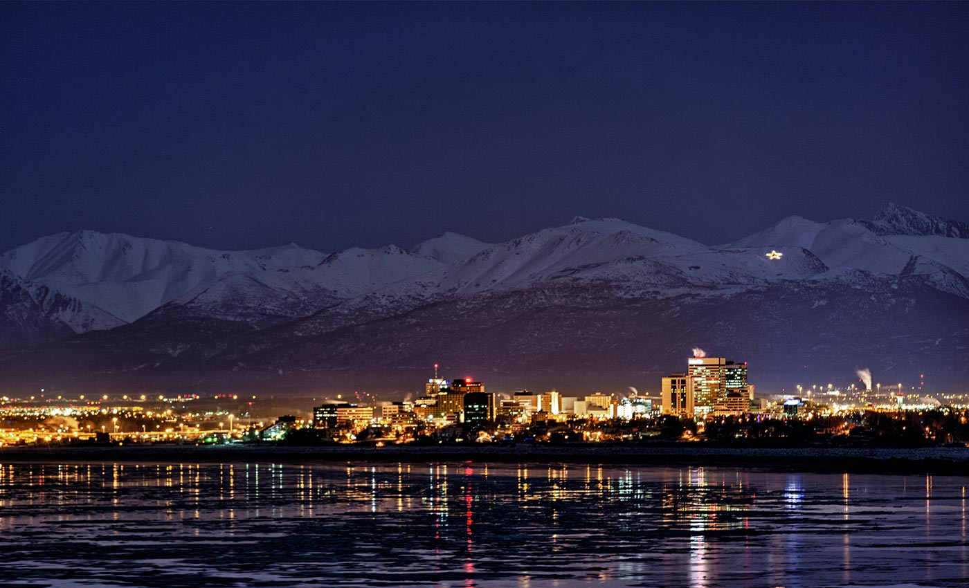 Discover Anchorage