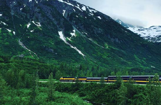 National Parks Rail Adventure