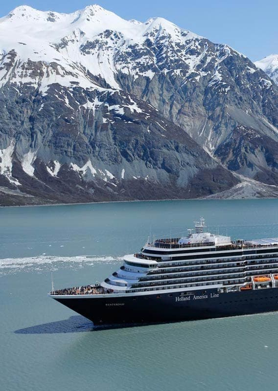 Glacier Discovery with Holland America Line