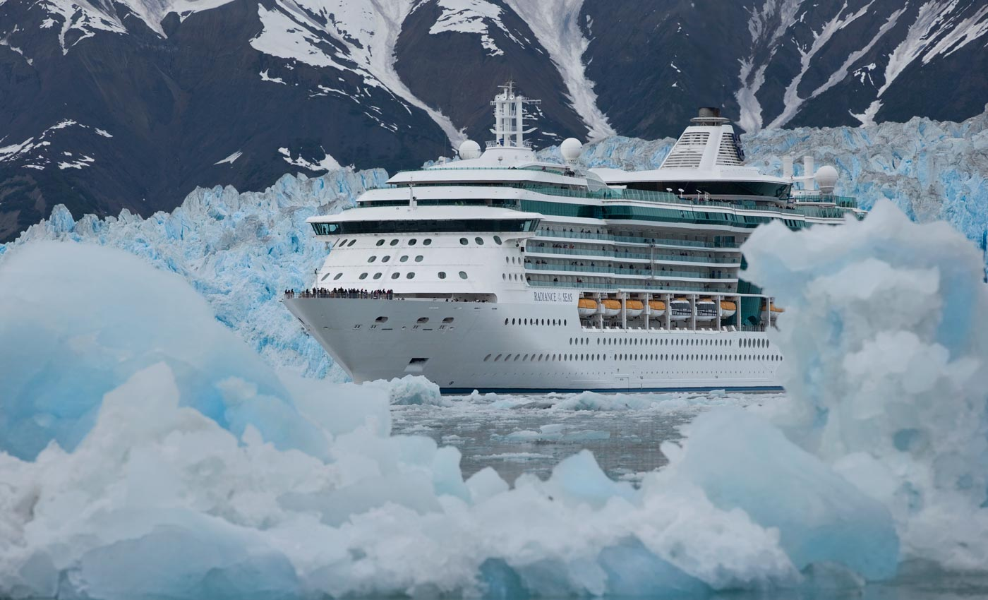 Hubbard Glacier Cruise With Royal Caribbean Alaskan Cruise