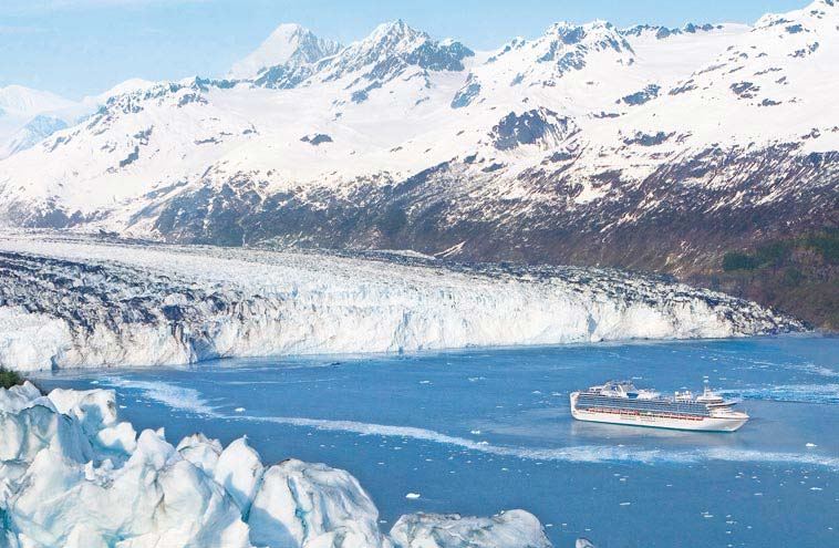Voyage Of The Glaciers With Princess Cruises Alaskan Cruise